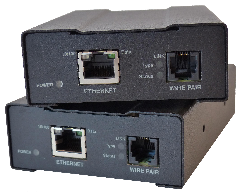 Vr124utp Nitek Poi Ethernet Wall Jack Wiring